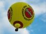 Ballonfahrt Meiningen 30. August 2011