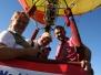 Ballonfahrten am 1. und 3. Oktober 2011